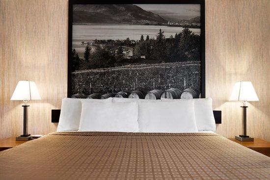 Super 8 Vernon BC : Guestroom