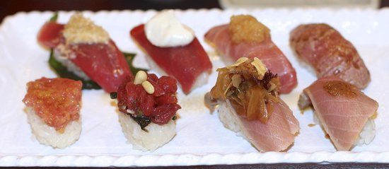 Sushi of Gari : Tuna of Gari