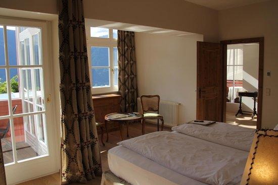Relais & Châteaux Hotel Castel Fragsburg : sitting area
