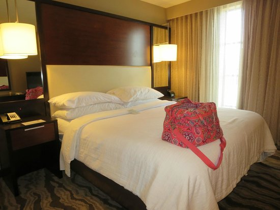 Embassy Suites by Hilton Chattanooga Hamilton Place: Bedroom