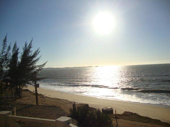 Vilarejo Praia Hotel : Praia