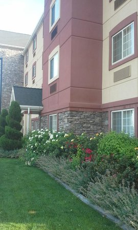 TownePlace Suites Pocatello: Pretty Hotel right off the highway