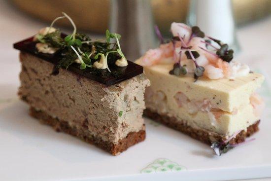 The Royal Cafe: Smushi