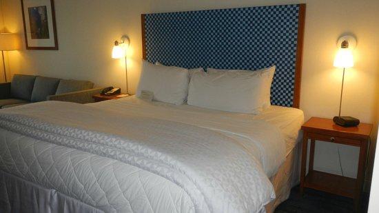 Wyndham Garden Manassas : Room Pic 03