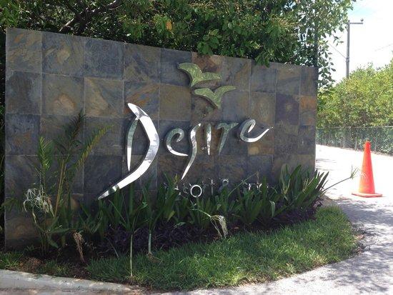 Desire Resort & Spa: Entrance