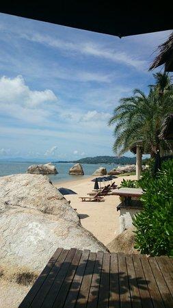 Lazy Day's Samui Beach Resort: Super Wetter (im September), ganz viel Ruhe und schönes Ambiente.👍