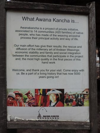 What Awana Kancha is