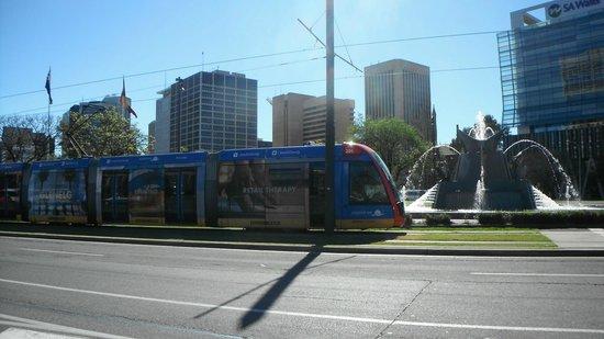 Glenelg Tram : Tram to Glenelg