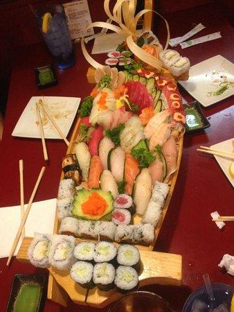 Ninja Sushi: Sushi Boat