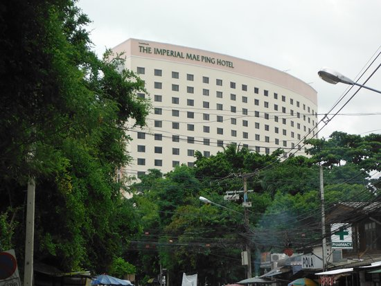 The Imperial Mae Ping Hotel: 外観