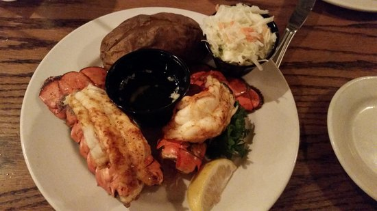 Marblehead Chowder House: Twin Lobster Tails