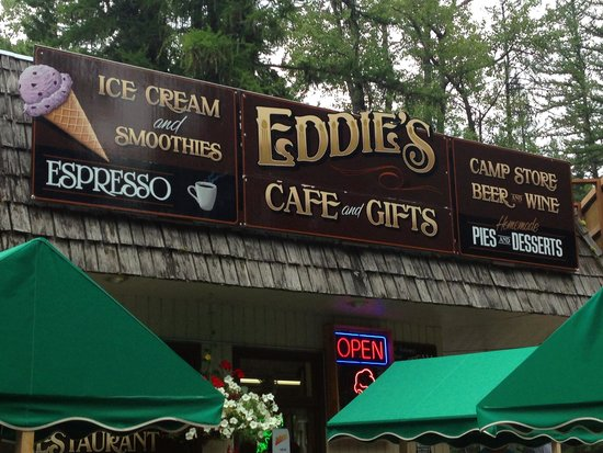 Eddie's Cafe & Gifts: Eddie's for Ice Cream