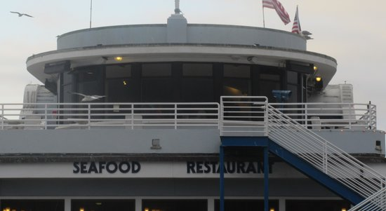 Stagnaro Bros Seafood Restaurant Santa Cruz Ca Picture