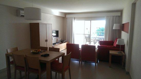 Ona Garden Lago: Sitting area of my room.