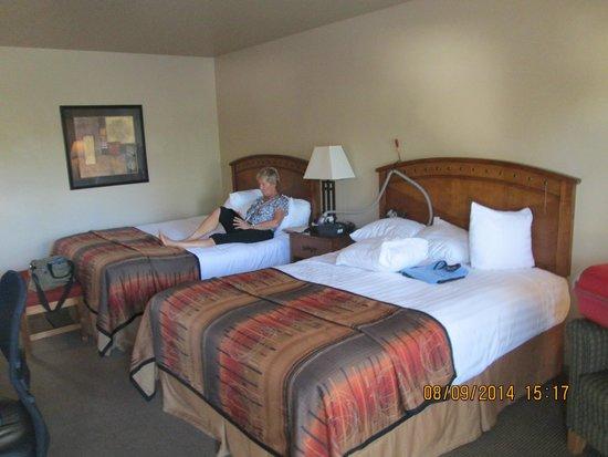 Best Western Sunset Inn: la chambre