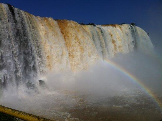 Iguazu Falls: maestose