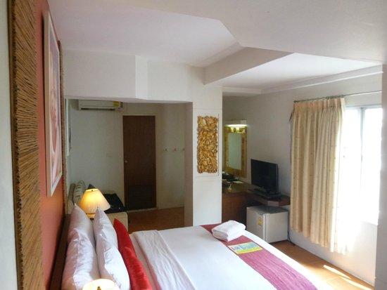 Villa Cha-Cha : room