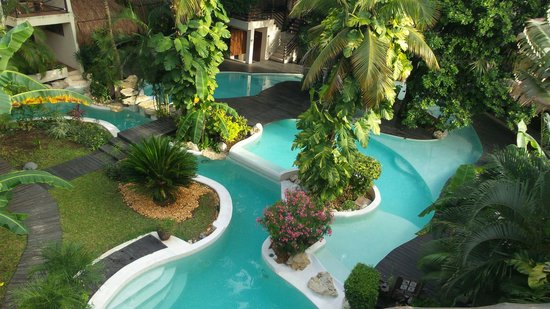 La Tortuga Hotel & Spa: Excelente vista de la terraza!!!