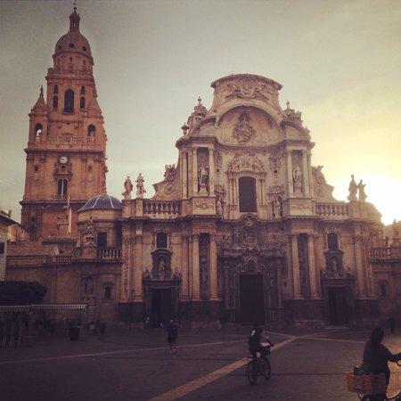 Catedral de Santa María: Очень величественное сооружение