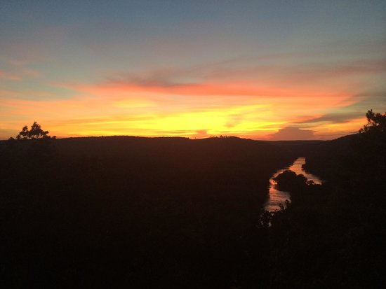 Sprewell Bluff Park: Overlook