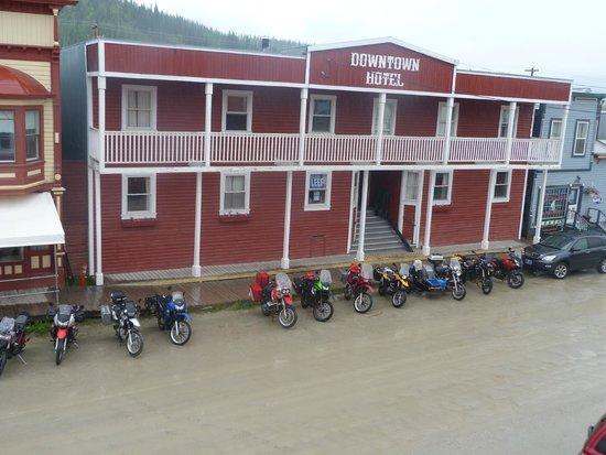 Canadas Best Value Inn - Downtown Hotel: Downtown Hotel Dawson City