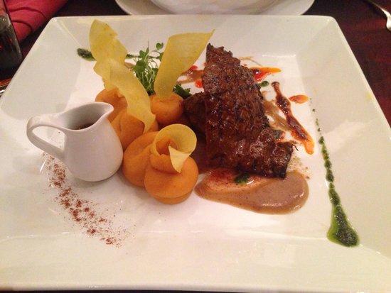 La Badiane restaurant : Great meat