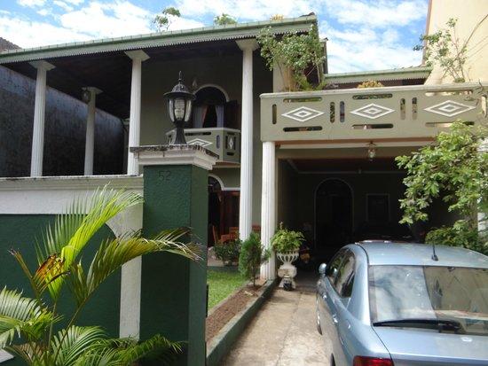 Frangipani Motel: The 'villa' wow