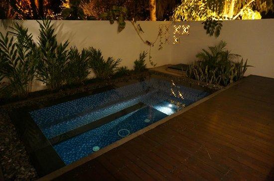 Princess D'An Nam Resort & Spa: Small pool in the Villa