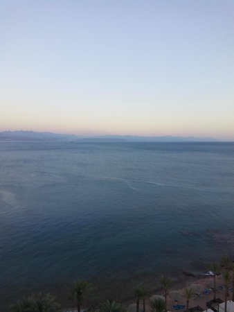 Hilton Taba Resort & Nelson Village: Вид из номера