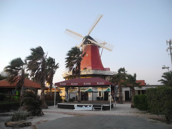 Old Dutch Windmill