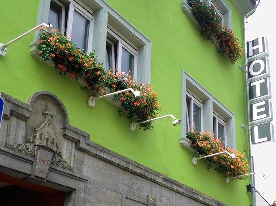 Poppular city hotel bewertungen fotos preisvergleich for Wurzburg umgebung hotel