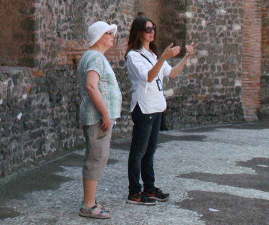 Rome with Marisa: The Best Tour Guide in Rome