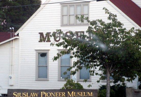 Siuslaw Pioneer Museum, Florence, OR