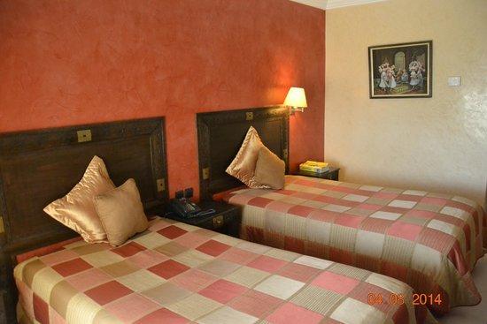 Le Zenith Hotel & Spa: La chambre