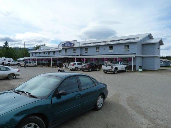 Hotel Carmacks : Carmacks Hotel - Yukon / Canada