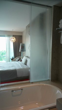‪‪W Singapore - Sentosa Cove‬: WONDERFUL ROOM‬