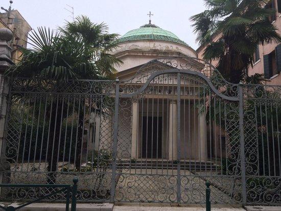 Tempietto del Beato Enrico