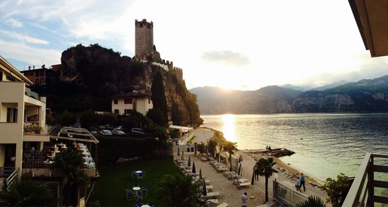Hotel Castello Lake Front : View from room 209
