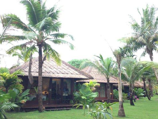 Mali Resort Pattaya Beach Koh Lipe : Balinese Luxury Ocean View