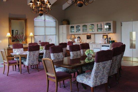 Canyon Villa Bed and Breakfast Inn of Sedona: Esszimmer