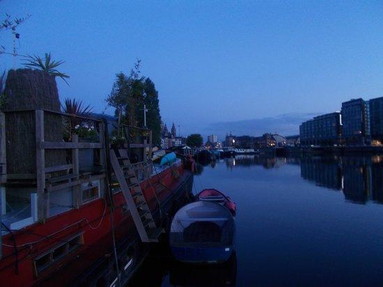 Alba panorama foto di bambooboat amsterdam tripadvisor for Houseboat amsterdam prezzi
