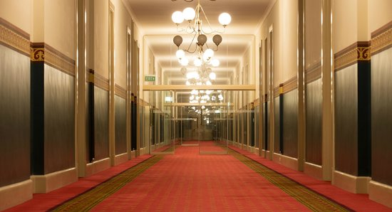 Grand Hotel Melbourne - MGallery Collection : Lvl 5 Hallway Beautiful