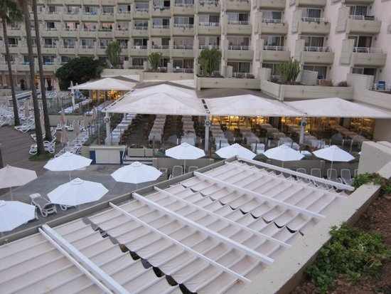 Hipotels Mediterraneo: pool