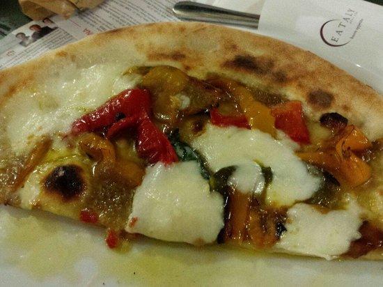 Peperoni con bagna cauda - Foto di EATALY - Lingotto - LA PIZZA E ...