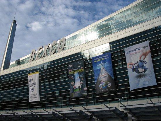 写真BEXCO 釜山国際展示場枚