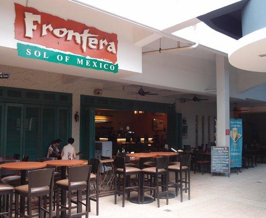 Frontera Sol of Mexico : Outdoor Al Fresco Seating