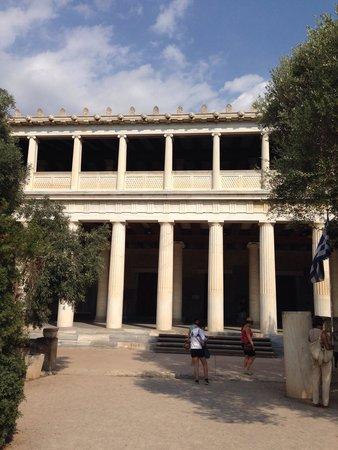 Museum in Agora
