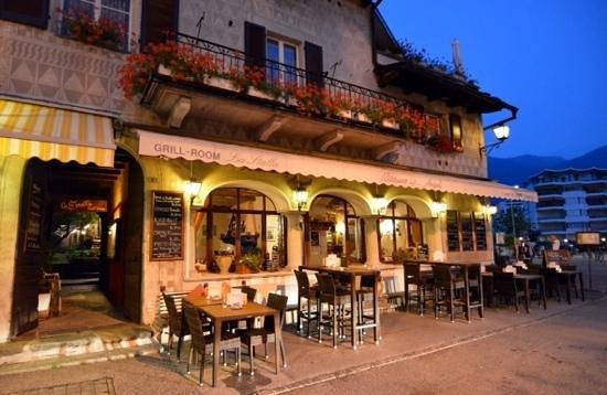 Amazing Fondue Review Of Ristorante Degli Angioli Ascona