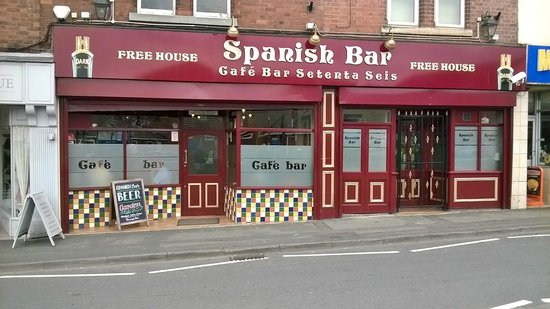 ‪The Spanish Bar‬