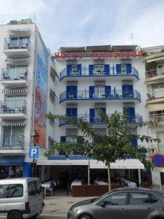 Hotel Platjador: hotel
